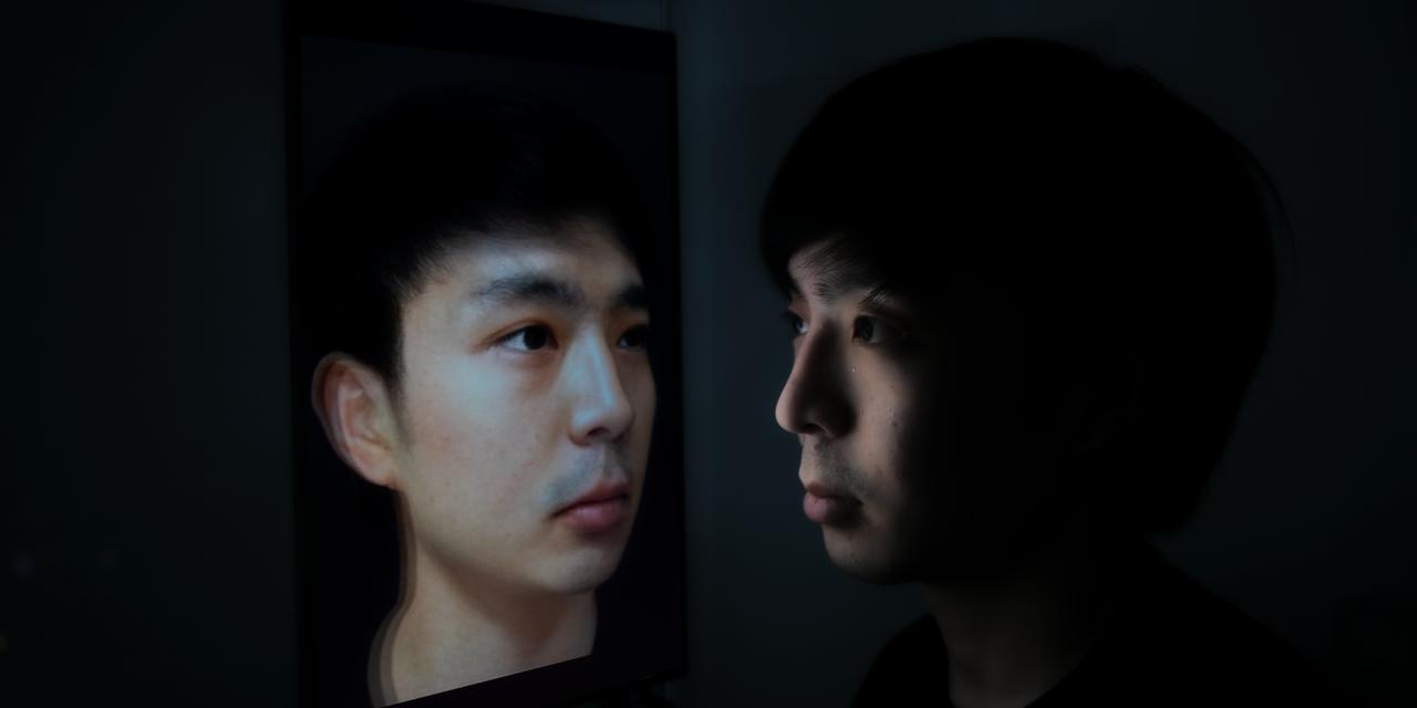 Morphing Identity